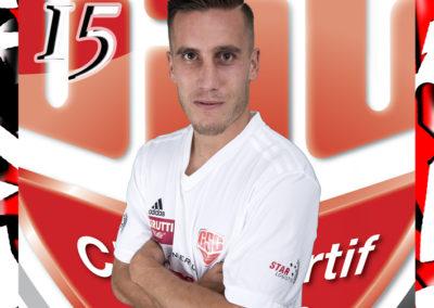 #15 Bastien BEUCHAT