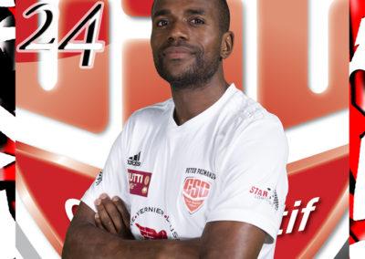 #24 Isaac Guy IBONGO NLOGA