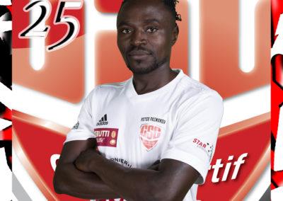 #25 Felix AWOA ZOA
