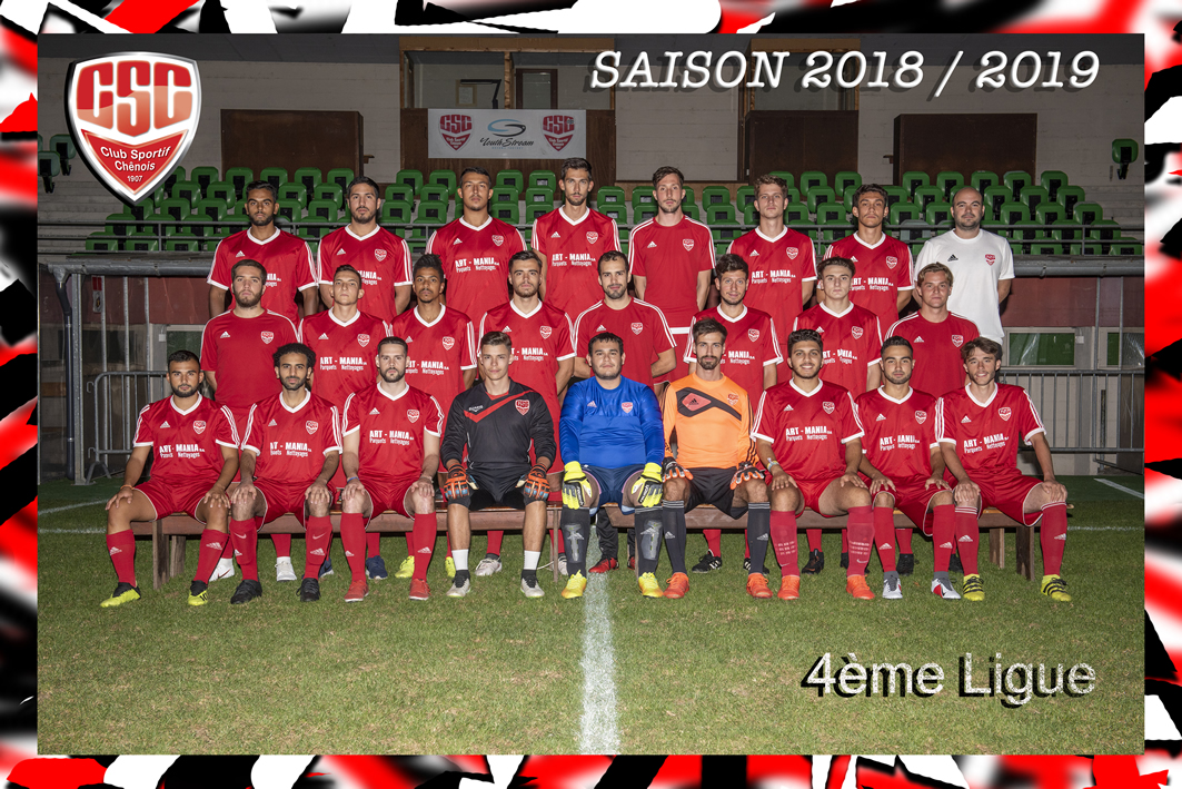 4ème Ligue - Club Sportif Chênois