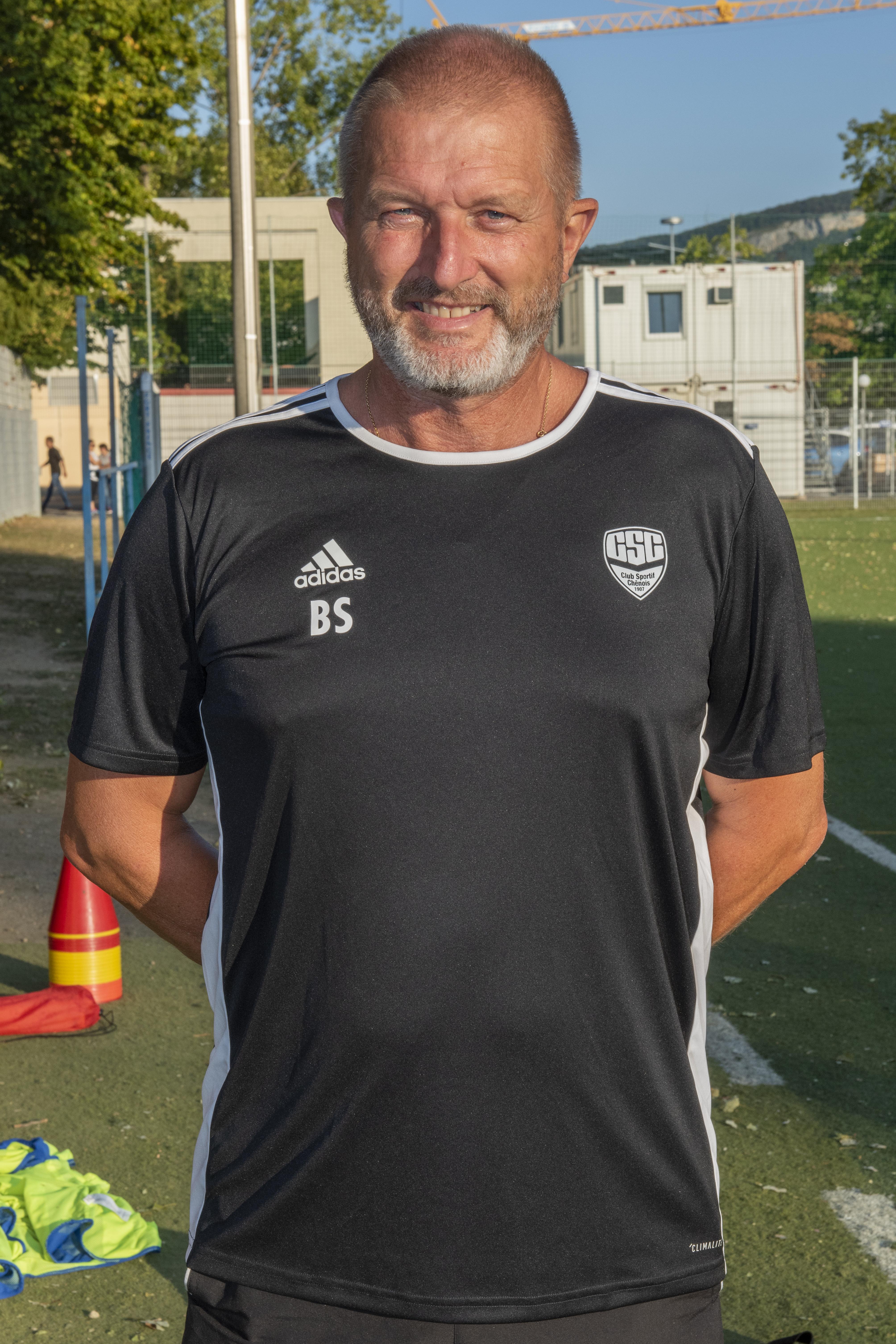 Bruno Sahuc - 3ème ligue