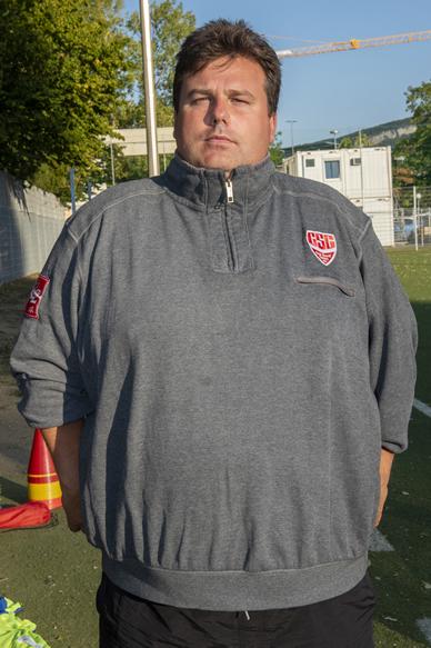 Romain PÉTREMAND - 3ème ligue