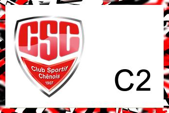 Juniors C2 - Club Sportif Chênois